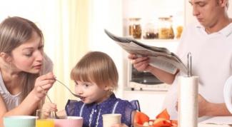 Что делать, если ребенок ничего не ест
