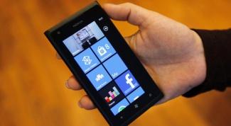 Как все удалить с телефона lumia 800