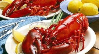 Как готовить лобстеров и омаров