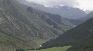 Путешествие на Иссык-Куль