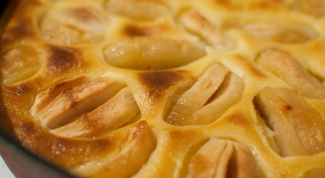 How to cook a delicious pie from apples