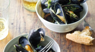 How to cook mussels in ele
