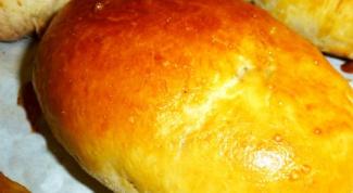 Пироги из дрожжевого теста