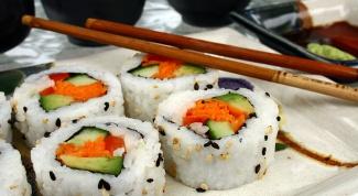 Как правильно варить рис для суши и роллов