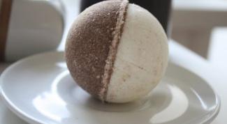 Как сделать шоколадную бомбу для ванны