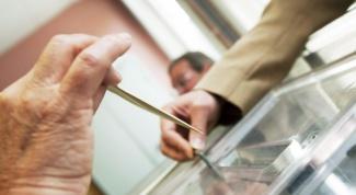 Как узнать номер избирательного участка