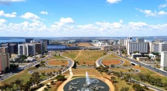 Зачем Бразилии была нужна новая столица