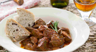 How delicious to cook beef liver
