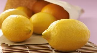 Лимон - лучшее средство от боли в горле