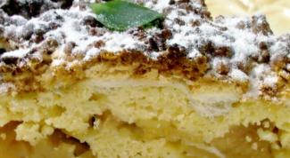 Рецепт пирога из яблок
