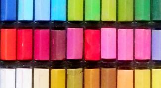 Что такое пастель