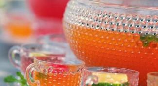 Как приготовить боуль с шампанским