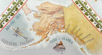 Why and who sold Alaska to America