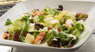 "Как приготовить салат ""Ихтиандр"""