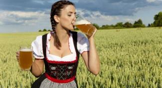 Можно ли безалкогольное пиво кормящим женщинам?