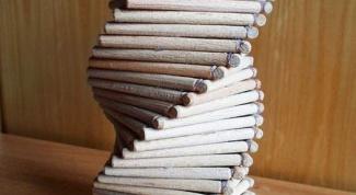 Как сделать настольную лампу из дерева своими руками