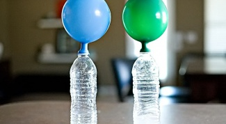 How to make a balloon filled with helium