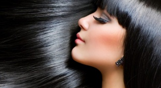 Black hair color: pros and cons