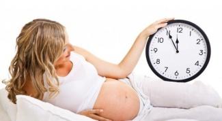 Как рассчитать срок беременности