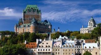 Оттава, Монреаль, Торонто - три столицы Канады