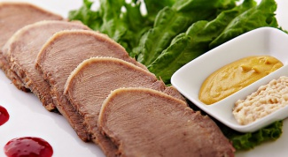 You could make beef tongue
