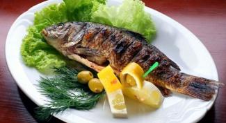 Какая рыба больше всего подходит для жарки