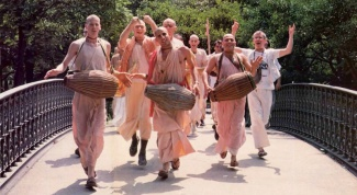 Who are the hare Krishnas