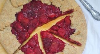 Печем цельнозерновые галеты с ягодами