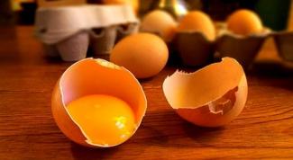 Маски для волос из куриных яиц