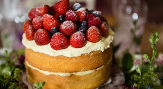 The 5 most common pitfalls of baking sponge cake