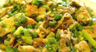 Как приготовить грибную закуску