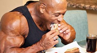 Советы по набору мышечной массы