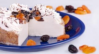 Восхитительный творожный десерт