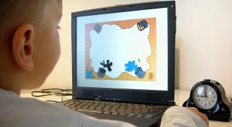 Как отвлечь ребенка от компьютерных игр