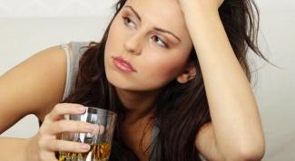 Почему от алкоголя краснеют