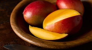 Экзотика рядом: маски из манго