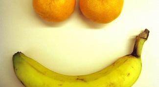Топ-6 продуктов, улучшающих настроение