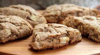 Как приготовить яблочное печенье с кардамоном