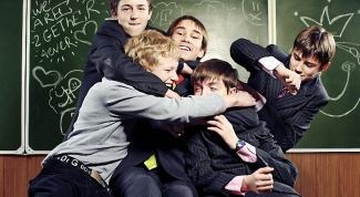 Подросток и школа