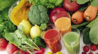 Польза и основные правила употребления соков