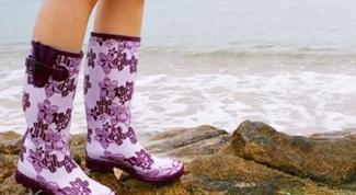 Как выбрать обувь для весеннего сезона