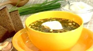 Как приготовить традиционную русскую окрошку