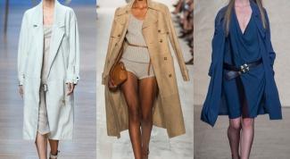Модные тренды весны 2014