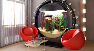 Где поставить аквариум по фэн-шуй