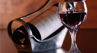 Маски из красного вина