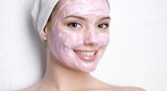 Маски для обветренной кожи