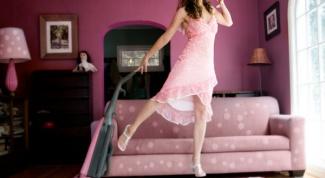 Как сделать уборку дома легко