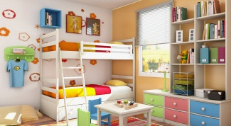 Как грамотно обустроить детскую комнату