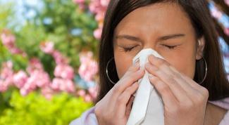 Как пережить весну аллергикам