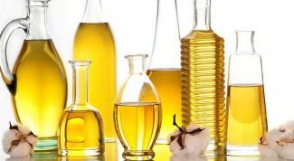 Какие растительные масла должны быть в рационе